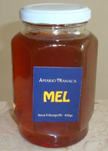 Mel Manacá - Assa-Peixe+Eucalipto (450g) out21