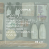 Kit - Couple (9 itens)