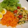Salada de Grao de Bico(300g) - insumos orgânicos