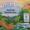 Açucar Demerara (1Kg) - CooperaFloresta - orgânico